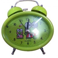 CK-2 yiwu green clock room ornament