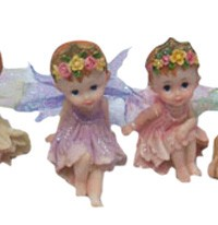 RD-12 yiwu color sit angels gift