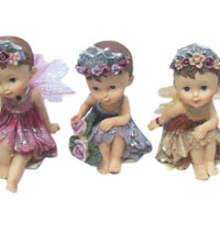 RD-13 small lovely angel fairy decoration