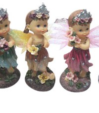 RD-15 color angel with flower yiwu present
