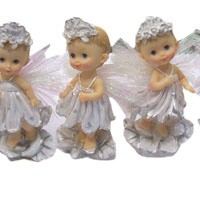 RD-16 yiwu white small dancing angel fairy