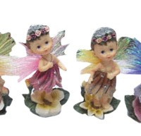 RD-18 yiwu color dancing angel handcraft gift