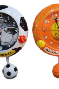 CL-18 yiwu ball design clock present