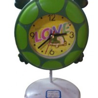 CL-9 yiwu tortoise clock handicraft
