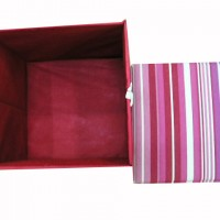 HS-3 yiwu stripe storage box daily utensils