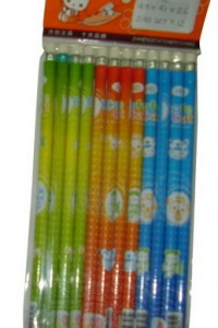 S-12 yiwu pencil students supplies