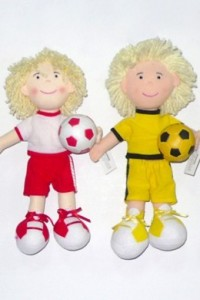 928-16 yiwu football boy doll