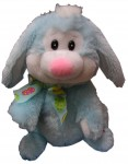 351-22 yiwu soft girl rabbit electronic toy