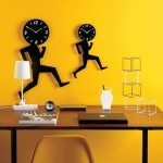 Four Design Creative Clock