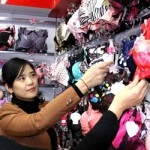 Yiwu International Trade City Bra Market