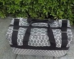 Polyester Trolley Travel Bag