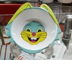 Cartoon Printed Bowls Make Children Enjoy Meals