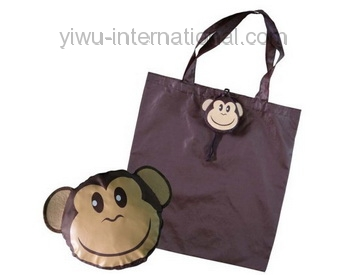 9acc5e2c0d40 Monkey Amimal Reusable Shopping Bag From Yiwu Wholesale Agent
