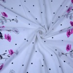CC-08 Yiwu Chiffon Fabric Cloth photo